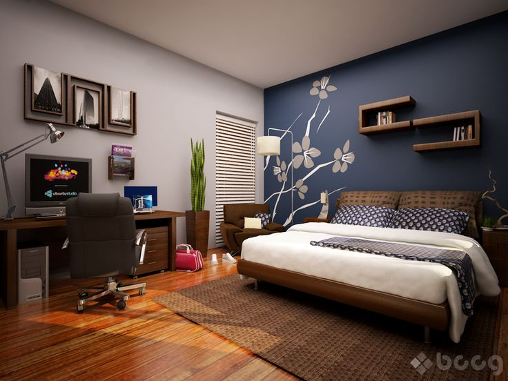 Tips to Remodel Your Bedroom space with latest paint trends ...